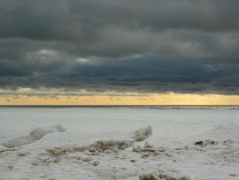 Baltic Sea winter4 by coolheart