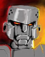 Megatron quickie by Canalus