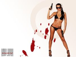 Bond Girl 2 by Flore