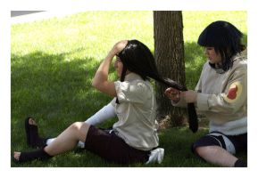 The Byakugan's Blind Spot by 10thMuse