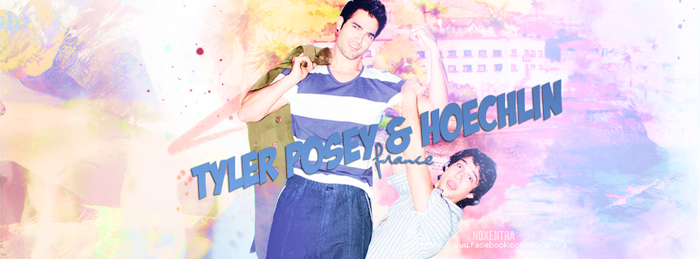 Tyler Posey et Hoechlin France by N0xentra
