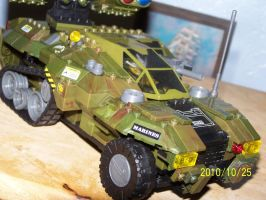 UNSC Wolverine 14 by coonk9
