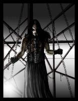 Shagrath in chains final by Destinyfall