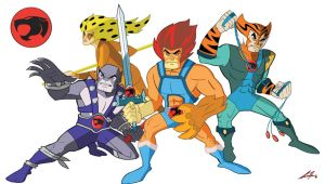 Thundercats by Granamir30