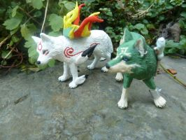Ammy meets Link 2 by spiritdaughter