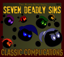 Classic Ch.28 - SEVEN DEADLY SINS by simpleCOMICS
