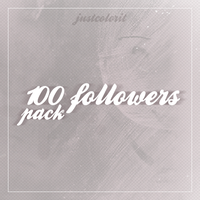 Pack for my followers 1 by justcolorit