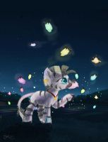 Young Zecora by OwlVortex