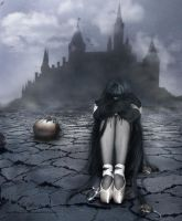 .:Cinderella Dark:. by Morteque