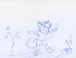 Daily Sketch 15 by true-amateur