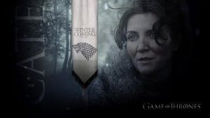 game of thrones Catelyn by kaizar-x
