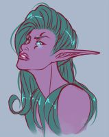 vel is not amused. by spectr00m