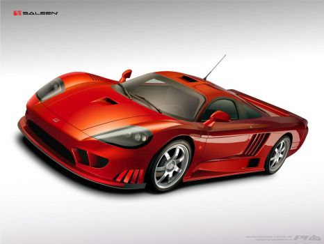 Saleen S7R Vector by p3nx