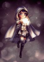 [cm] Sorceress of Light by Axsens