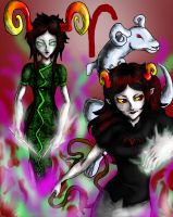 Aradia:Soul of the Handmaid by 8thMidknight