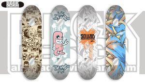 CORE deck design by ALSQUAD