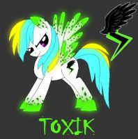 Toxik by EdgeofFear