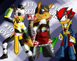MK Crossovers 10-12 by Tetsushi