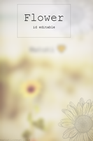 Flower ID editable -Matuti by Matuti