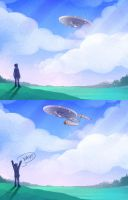 ufo by Kethavel