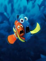 MxD-Funniest Fish EVER by BenjiLion09