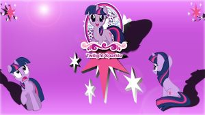 Wallpaper Amazing Twilight sparkle by Barrfind