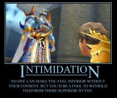 Dissidia - Intimidation by TheFavs