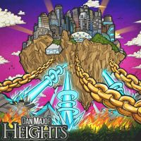 DAN MAJOR - Heights album cover by EJ2letters