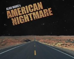 American Nightmare Background by HisWeskerness