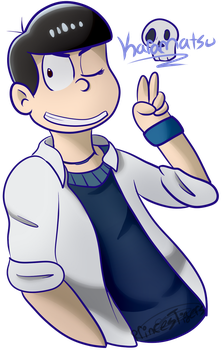 Certified Karamatsu Trash by neoxicity