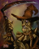 13 Nights 2008 SCARECROW by Grimbro