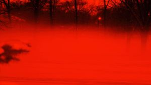 Red Mist_Days of The Zombie Apocalypse by musksnipe