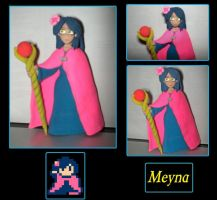 Meyna Legacy of the Wizard by axelgnt