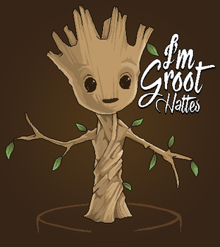 Groot by itsHattes