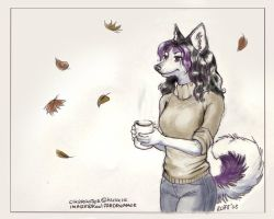 autumn by 2078
