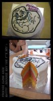Forever Alone Cake by lavabug1030