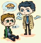What If (Dean daydreams?) by HIYOCO48
