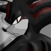 digipaint practice_Shadow by IZZY-CHAN13