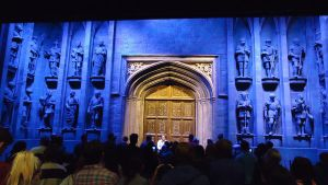 The Doorway to the Great Hall by hellonlegs