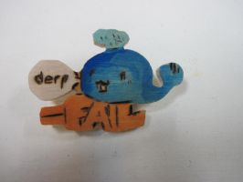 Fail Whale by MagicalMegumi