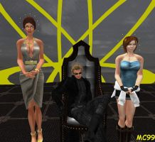 Wesker Is Our King by The-Mind-Controller
