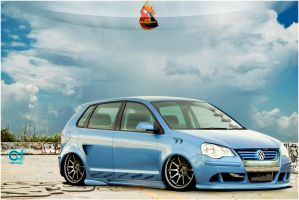 VW polo surf by jhoncolle