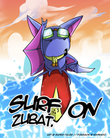 Surf on Zubat by super-tuler