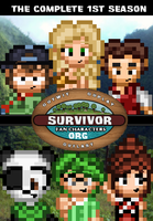 SFC ORG 1 DVD Cover by shadow0knight