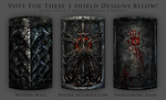 DS2-ShieldsCompiled-Vote by sohlol