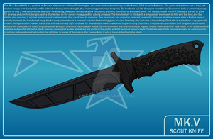 MK.V Scout Knife by MOAB23