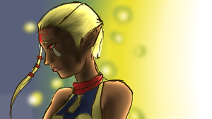 Skyward Sword Spoiler:Sheikah by SquirtSapphire