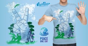 Peace is the Answer by freeagent08