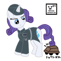 Junior Imperial Officer by Wolferahm