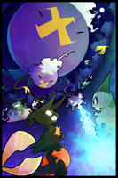 [PKMNation] May Event Week 2: Fight the Enemy! by VazlaKat